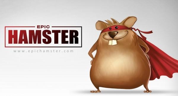 Epic Hamster logo