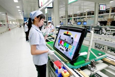 Fabryka w Chinach