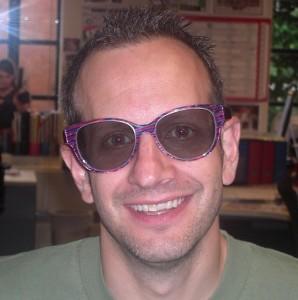 Okulary Gilesa Deacona