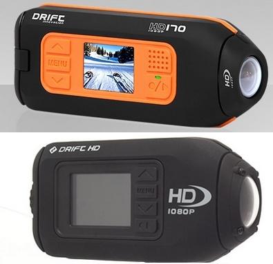 HD170 i Drift HD