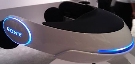 Hełm VR Sony