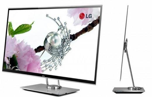 LG OLED 31 cali