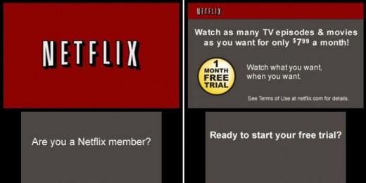 Netflix na ekranie 3DS