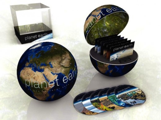 Planet Earth Limited Collector's Edition