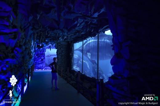 Prehistoryczne Oceanarium 3D