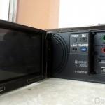 Sony HDR-PJ30 - boczne przyciski