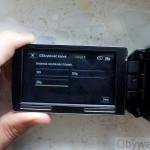 Sony HDR-PJ30 - ekran ilość klatek