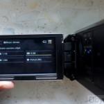 Sony HDR-PJ30 - ekran jakość zdjęć