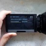 Sony HDR-PJ30 - ekran pamięć