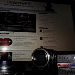 Sony HDR-PJ30 - kamera