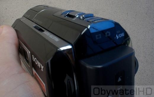 Sony HDR-PJ30 - tryby zdjecie i film
