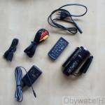 Sony HDR-PJ30 - zestaw