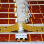 Video Coat diody LED
