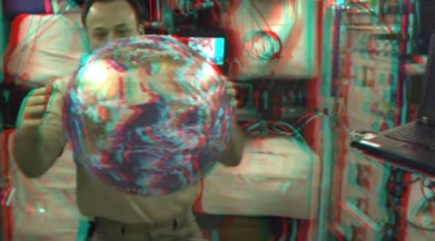 3D z kosmosu