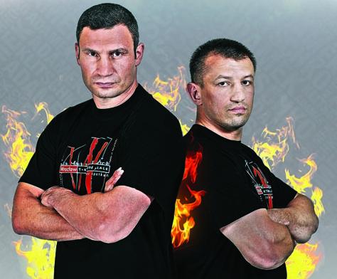Adamek vs Klitschko