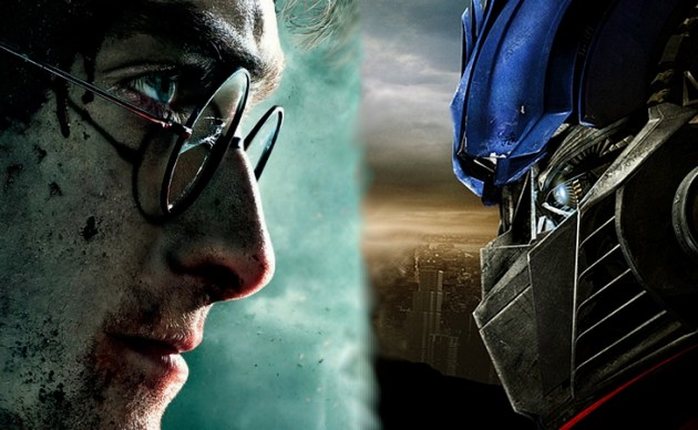 Harry Potter VS Optimus Prime