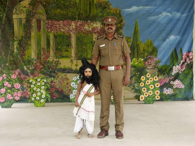Nandini Valli Muthiah - Ikoniczny poeta z ojcem