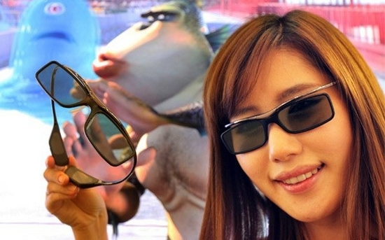 Okulary 3D Samsunga