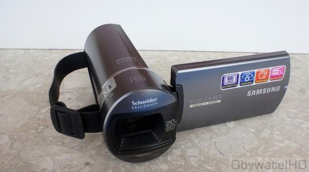 Samsung HMX-Q10 - kamera