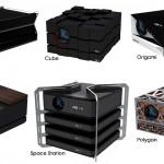 Zbiór wszystkich projektorów HDI 3D