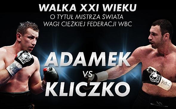 Adamek vs Kliczko