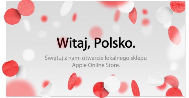 Apple w Polsce