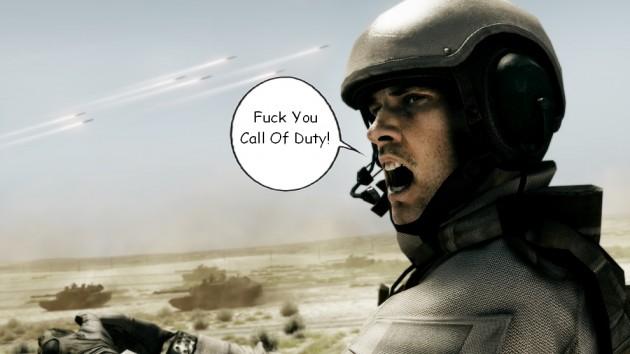 Battlefield 3 - Fuck You Call Of Duty