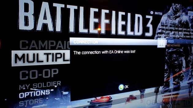 Battlefield 3 Beta serwery