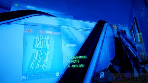 Battlefield 3 Beta HUD