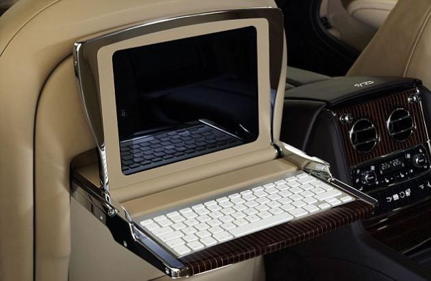 Bentley Mulsanne 04 Apple iPad