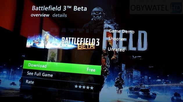 Beta Battlefield 3