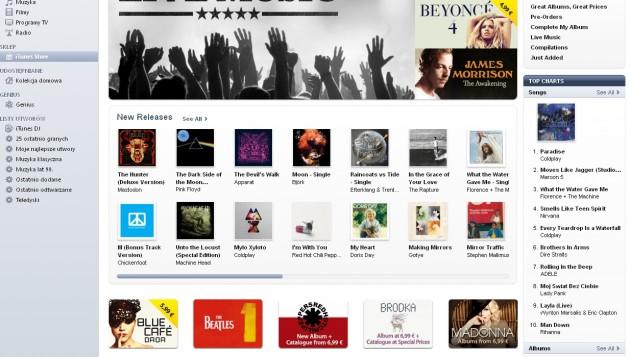 Brodka na iTunes