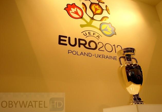 IFA 2011 - Euro 2012 na stoisku Sharpa