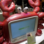 Hannspree na IFA 2011 - krab