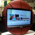 Hannspree na IFA 2011 - coś dla fanów koszykówki