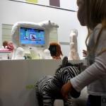 Hannspree na IFA 2011 - najmłodsi klienci