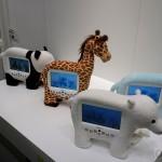 Hannspree na IFA 2011 - żyrafa w wersji mini
