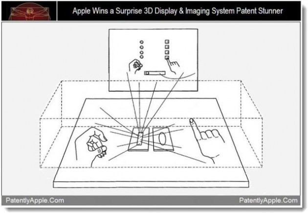 Holograficzne Apple