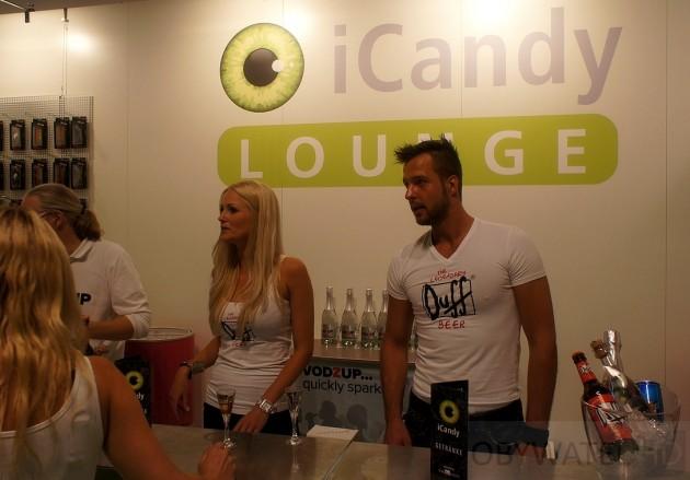 Hostessy IFA 2011 - iCandy