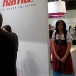 Hostessy IFA 2011 - Hama