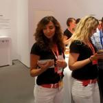 Hostessy IFA 2011 - Vodafone