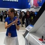 Hostessy IFA 2011 - Samsung