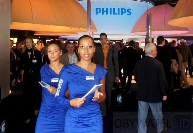 Hostessy IFA 2011 - Philips
