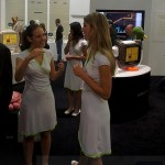 Hostessy IFA 2011 - Hannspree