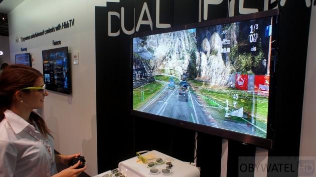 LG Dual Play na IFA 2011