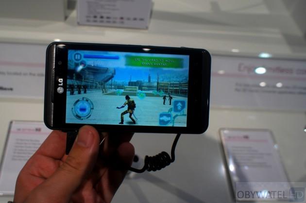 LG na IFA 2011 - optimus 3D
