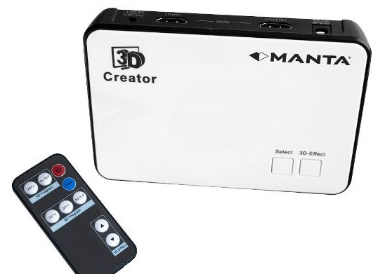 MantaCreator3D