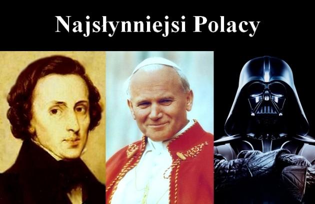 Najsłynniejsi Polacy