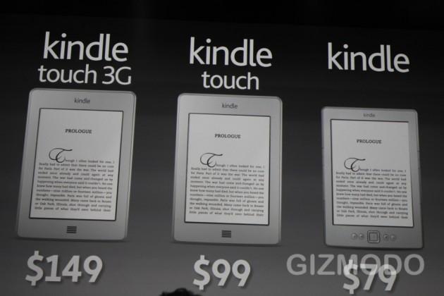 Nowe Kindle