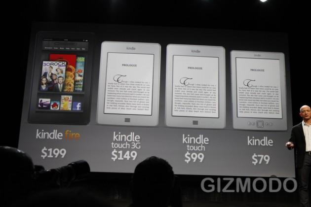 Nowy sprzęt Amazon